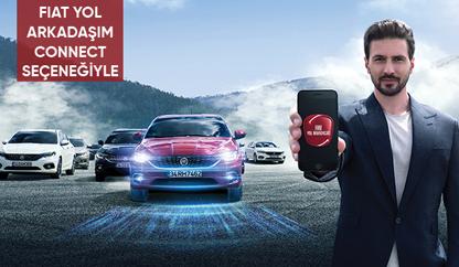 Fiat Egea: Teknolojisi de büyük, avantajı da.