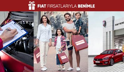 Yaza damgasını vuran kampanya Fiat'tan!