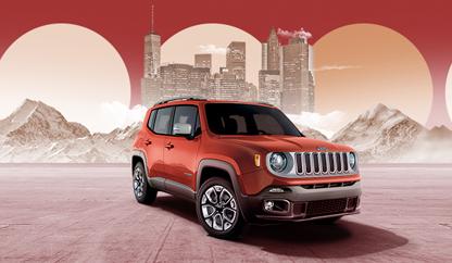 Maceranın adı üstünde: Jeep Renegade