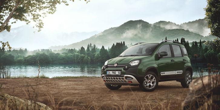 En Ulaşılabilir SUV Panda Cross şimdi 4x4 seçeneği ile Türkiye'de!