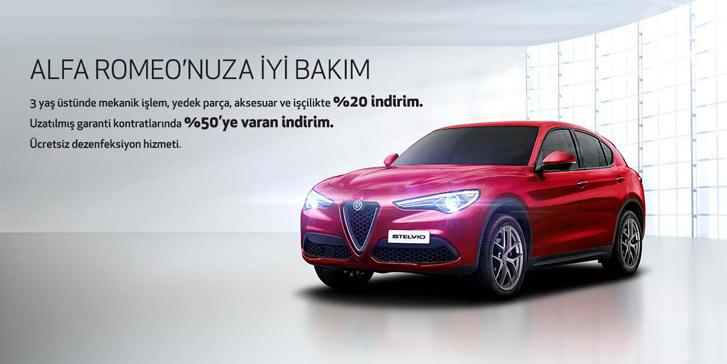Alfa Romeo'dan Ulusal Eylül Kampanyası